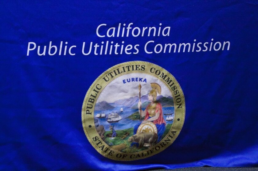California Public Utilities Commission fires its executive director, effective Friday.