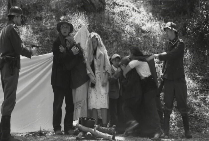 "A reenactment from the documentary ""Bruno Sammartino"""