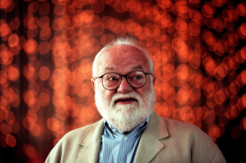 """Saul Zaentz produced """"One Flew Over the Cuckoo's Nest,"""" """"Amadeus"""" and """"The English Patient."""""""