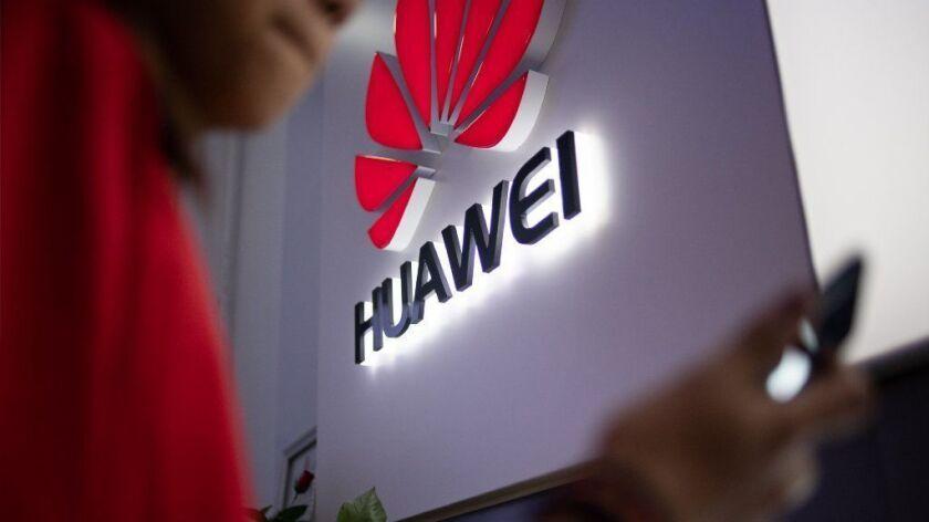 FILES-US-CHINA-POLITICS-TRADE-TELECOMMUNICATION-ESPIONAGE-HUAWEI