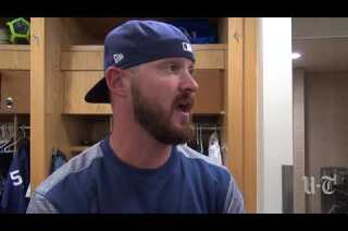 """Padres pitcher Travis Wood: """"It's definitely a fresh start for me"""""""