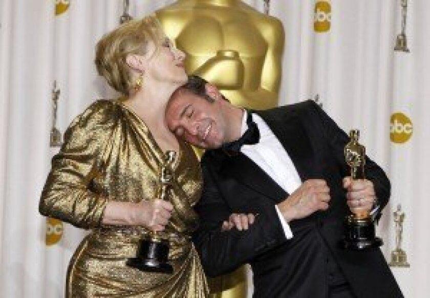 The Academy Awards. Photo/Mike Blake
