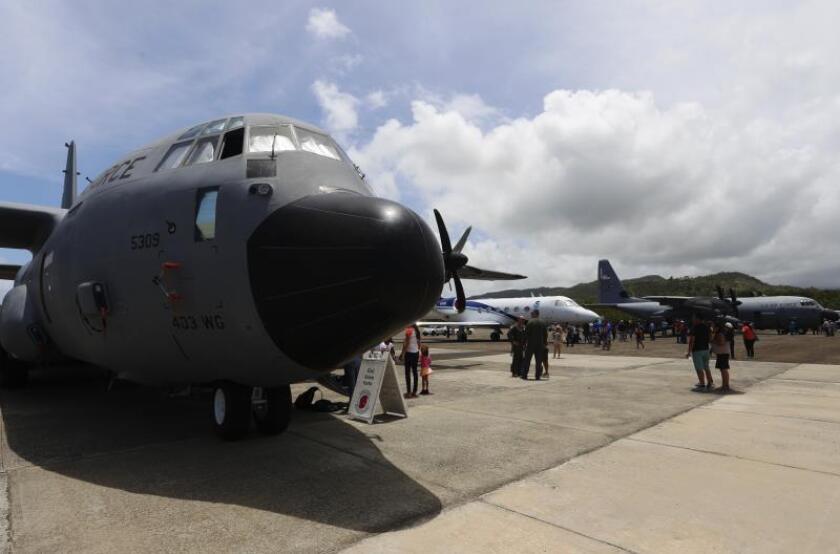 Pavimento aeropuertos Arecibo, Ceiba y Mayagüez en P.Rico en estado crítico