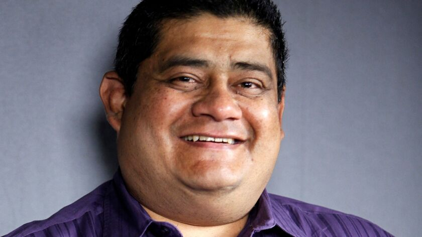 Anthony Marquez, intern who rose to L A  bureau chief for