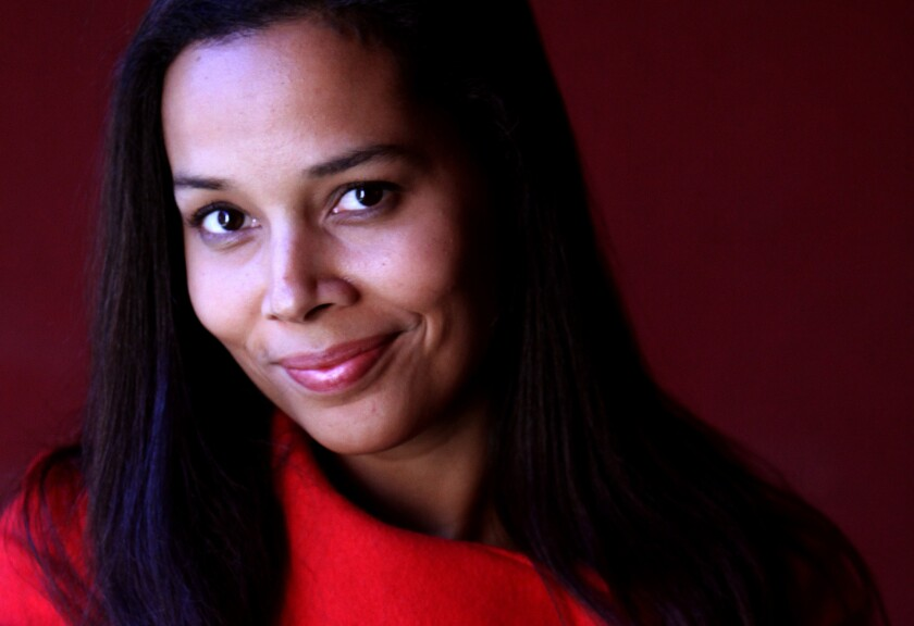 """Rhiannon Giddens' solo debut """"Tomorrow Is My Turn"""" is a tour de force."""
