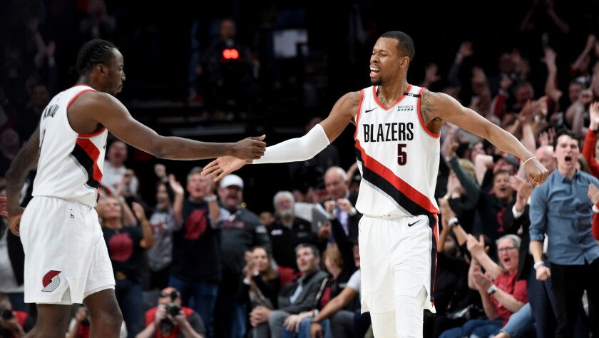 Denver Nuggets v Portland Trail Blazers - Game Three