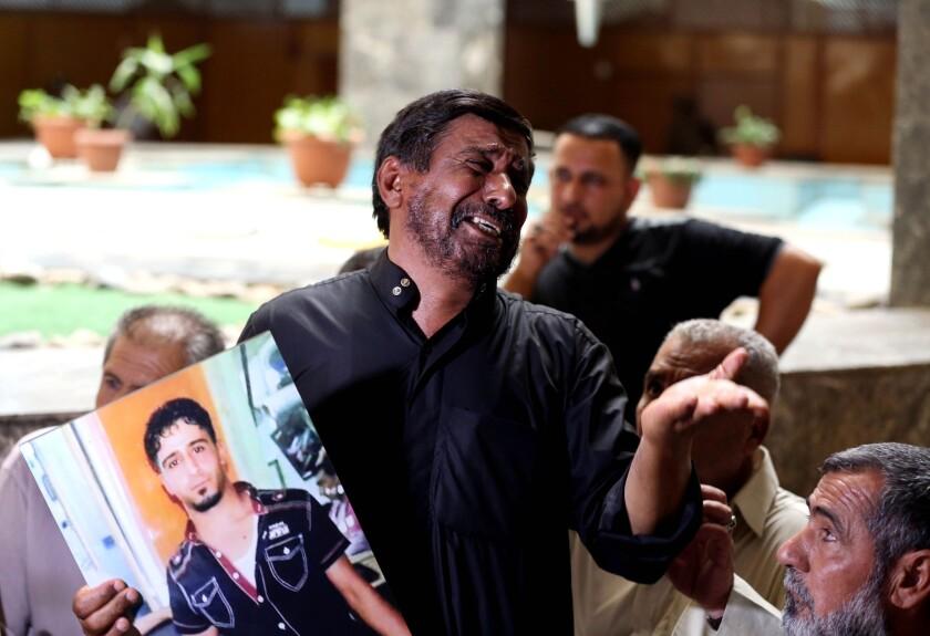 Islamic State massacre