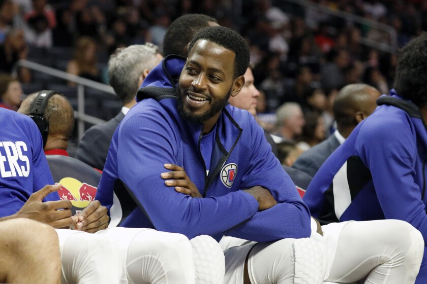 Patrick Patterson tries to fit in with Clippers' plans