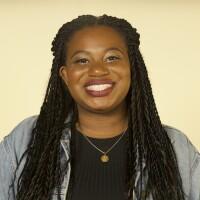 Summer 2020 intern Astrid Kayembe
