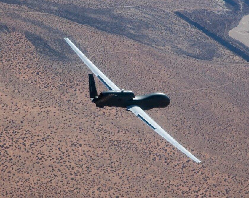 RQ-4 Block 30 Global Hawk
