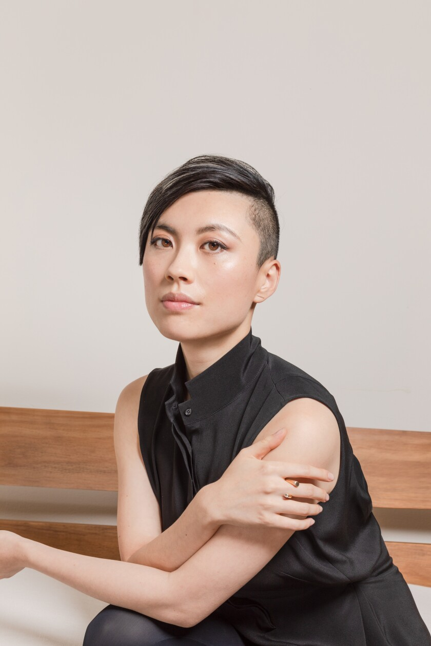 Author C Pam Zhang