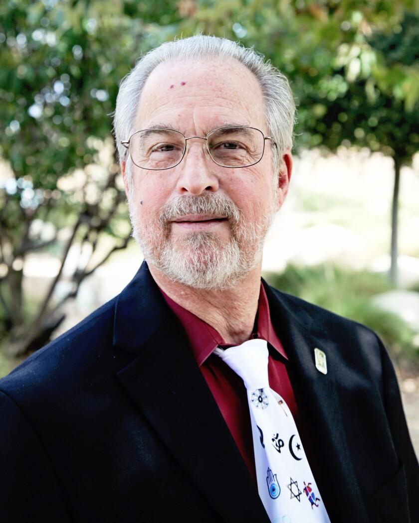 Rev. Dr. Stephen L. Albert
