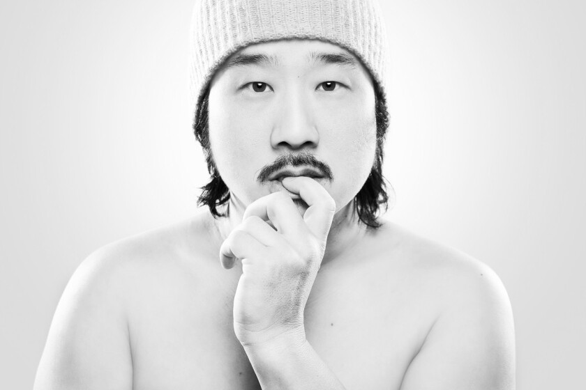 Comedian Bobby Lee