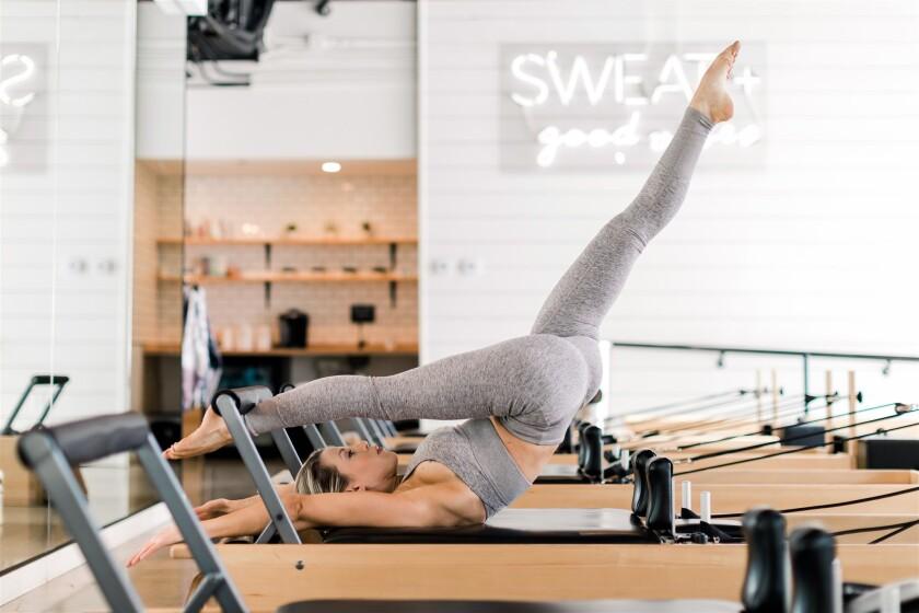 Andrea Speir, co-founder of Speir Pilates.