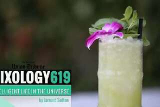 Mixology 619: Intelligent Life in the Universe