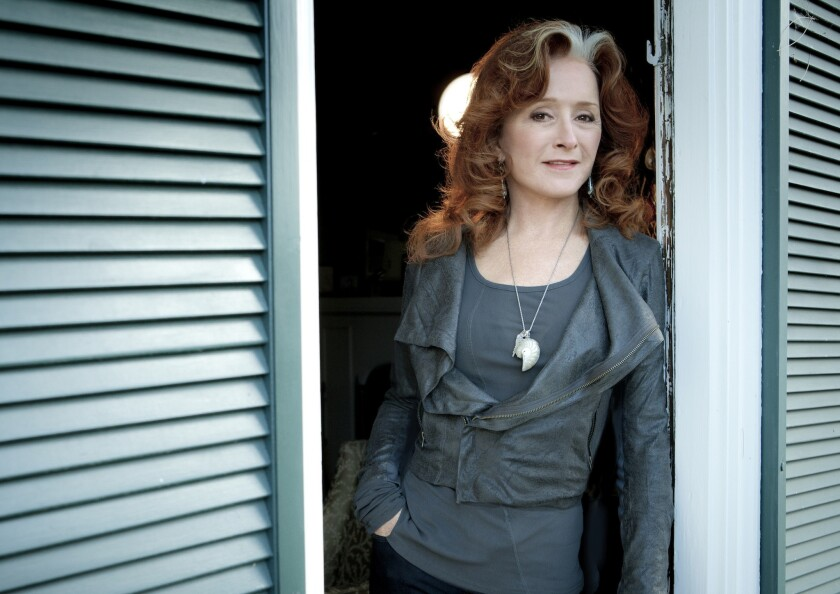 """Bonnie Raitt spoke with The Times about her song """"I Can't Make You Love Me,"""" which Katy Perry and Kacey Musgraves perform on a new episode of CMT's """"Crossroads."""""""