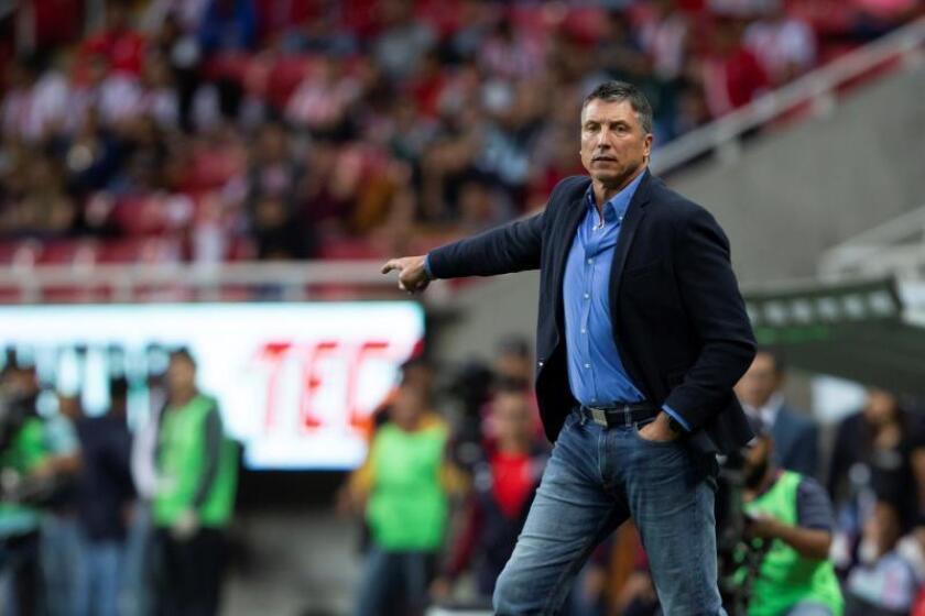 Uruguayo Siboldi asegura que buscará el título como entrenador de Cruz Azul