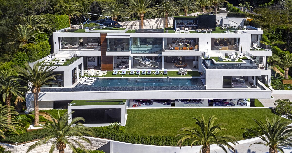 Bruce Makowsky Sells Bel Air Spec House For 94 Million Los Angeles Times