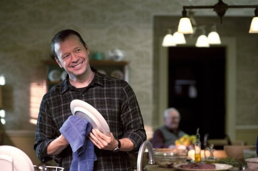 """Donnie Wahlberg on """"Blue Bloods."""""""