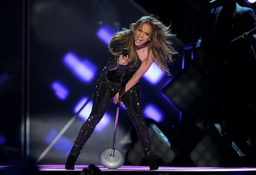 Jennifer Lopez will turn 50 in July, but she's starting her party early with a 36-city concert tour that includes a Monday show in San Diego.