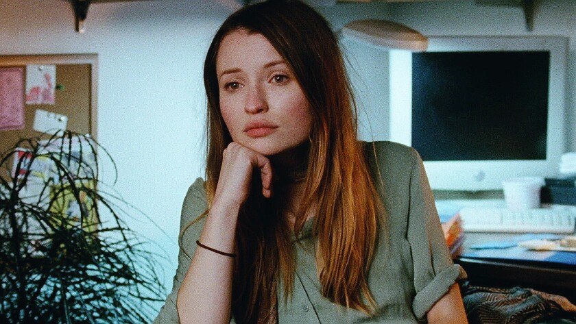 """Emily Browning in """"Golden Exits"""""""