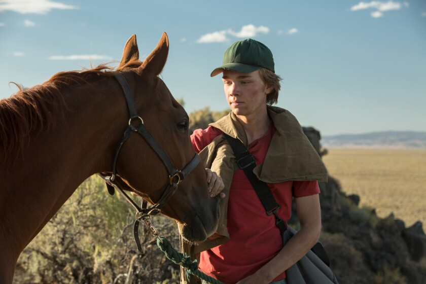 Lean on Pete.