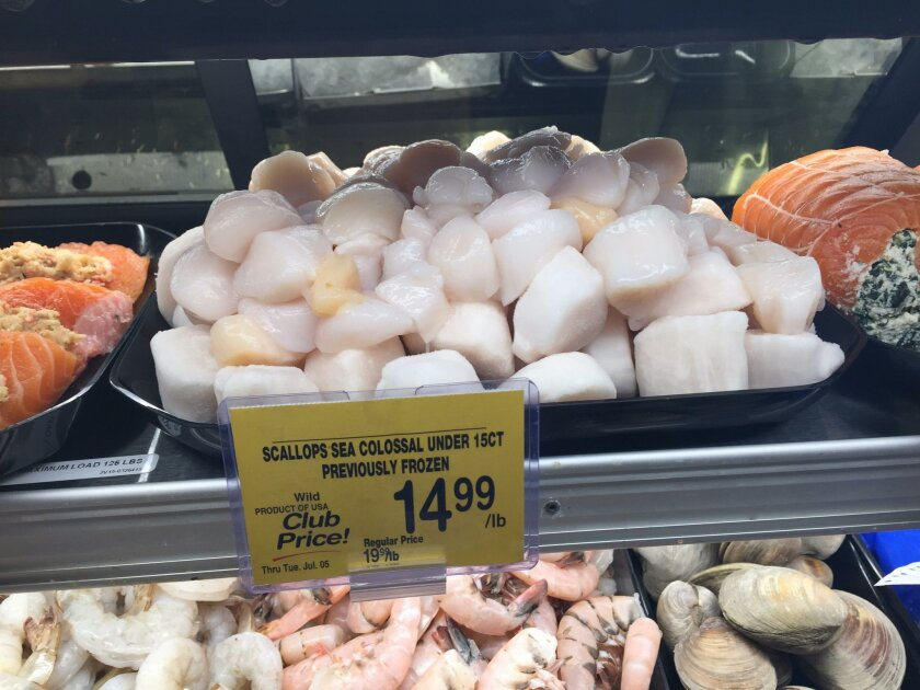 Increasingly, fish markets are listing the country of origin.