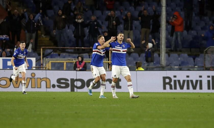 APphoto_Italy Soccer Serie A