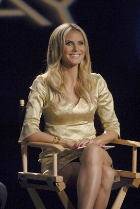 """By Elizabeth Snead Former Supermodel Heidi Klum hasn't always had the super-chic style sense you see on her hit TV show, """"Project Runway"""" and on the big Oscar and Emmy carpets. Sure, she's always been a gorgeous woman. But there was a time when Heidi was more of a """"hot mess"""" than a haute hit on the red carpets. And it was not so very long ago. Just to prove that there's hope for all of us (with input from good stylists and fashion designers) let's take a look back at some of Heidi Klum's Worst Outfits of All Time!"""