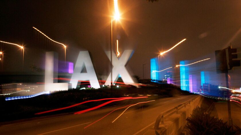 You may have a harder time finding a parking space at LAX. Lot C, which offers the cheapest prices, is losing half of its more than 4,000 parking spaces starting Wednesday.