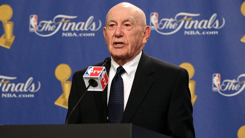Former Portland Trail Blazers Coach Jack Ramsay died Monday following a long battle with cancer.