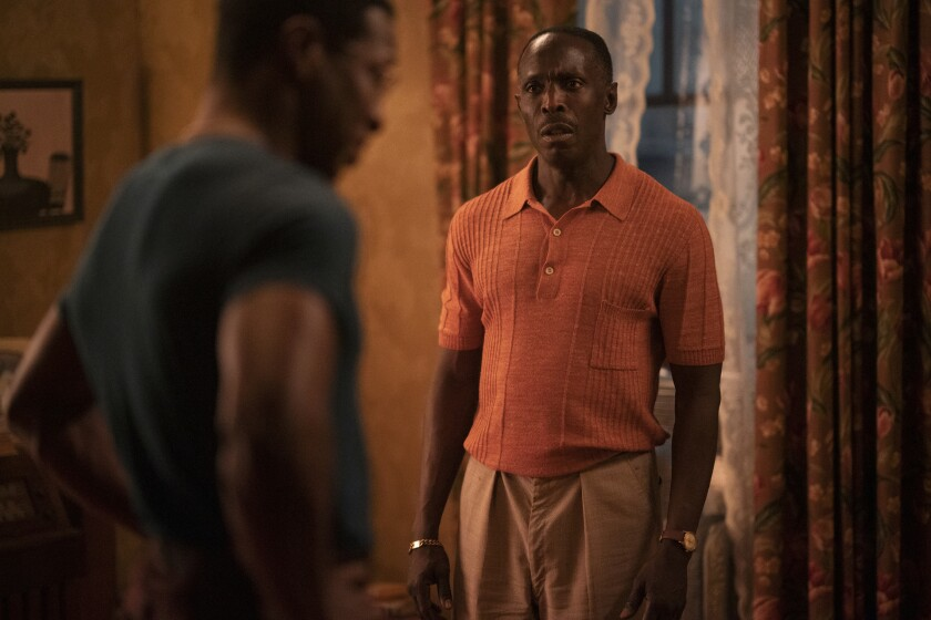 """Michael K. Williams in """"Lovecraft Country."""""""