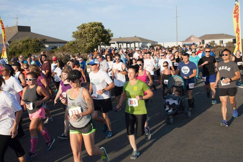 Cabrillo Sunrise 5K