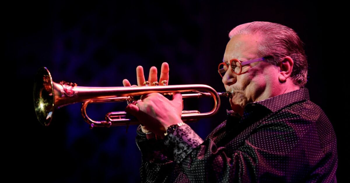 That Music In Clint Eastwood S The Mule It S Jazz Legend Arturo Sandoval In His Film Scoring Debut Los Angeles Times