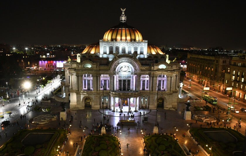 Mexico City for beginners