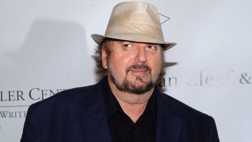 "Writer-director James Toback repeatedly told the Los Angeles Times that for the last 22 years, it was ""biologically impossible"" for him to do any of the things his accusers say he did."