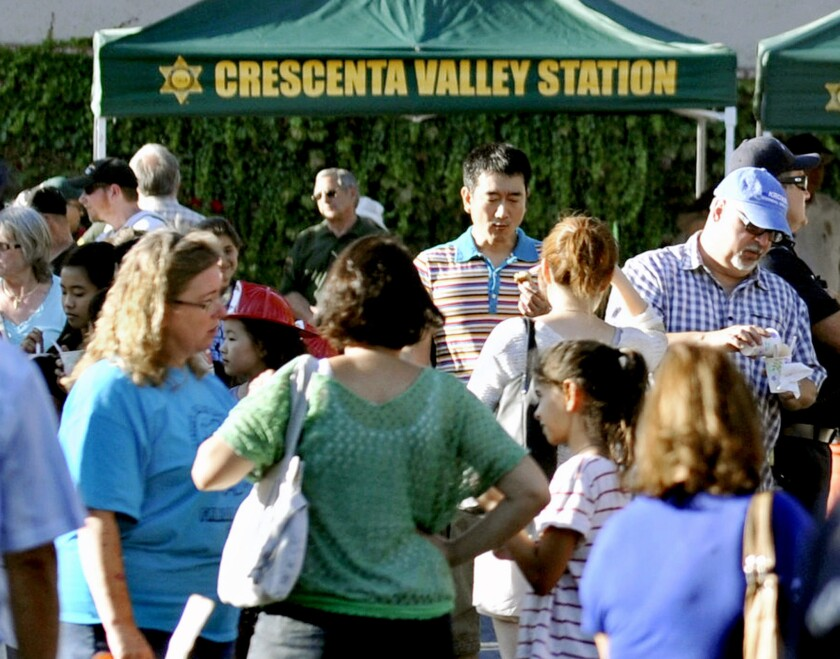 Photo Gallery: CV Sheriff's National Night Out 2015