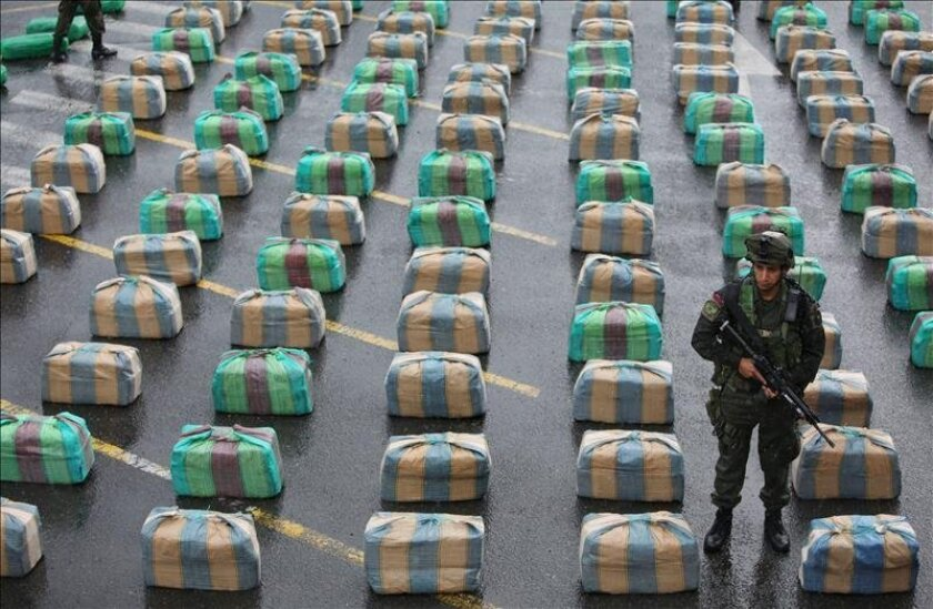 Brazil cops seize 2 tons of marijuana in Rio de Janeiro - San Diego