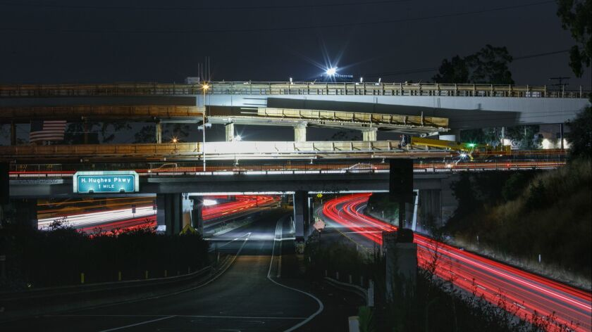 405 Freeway ramps near LAX will be closed overnight this