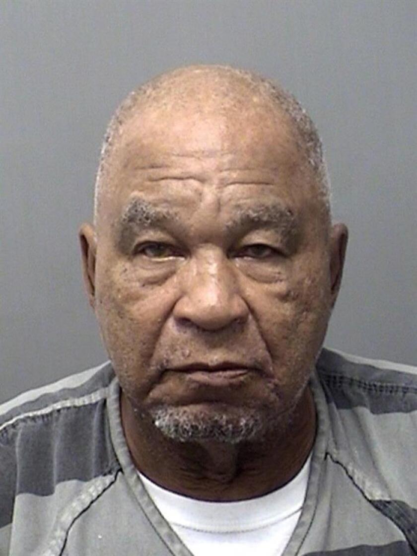 Imagen sin fechar muestra al preso estadounidense Samuel Little. Un preso de 78 años condenado a cadena perpetua en Estados Unidos por tres asesinatos confesó recientemente haber cometido 90 entre 1970 y 2005, de los que 34 ya han sido confirmados, informó este miércoles el FBI. EFE/ Oficina Del Sheriff Del Condado De Wise