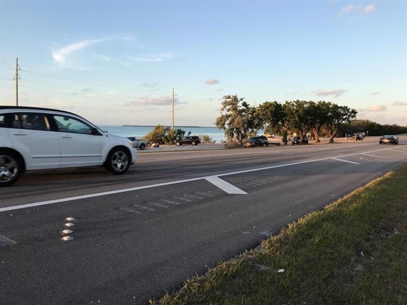 Por tercer año consecutivo el número de personas muertas en accidentes de tráfico en carreteras del país puede alcanzar los 40.000, pese a que los vehículos son cada vez más seguros, informó hoy una organización especializada en seguridad vial. EFE/Archivo