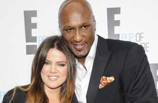 Lamar Odom's condition improves as Khloe Kardashian remains by his side