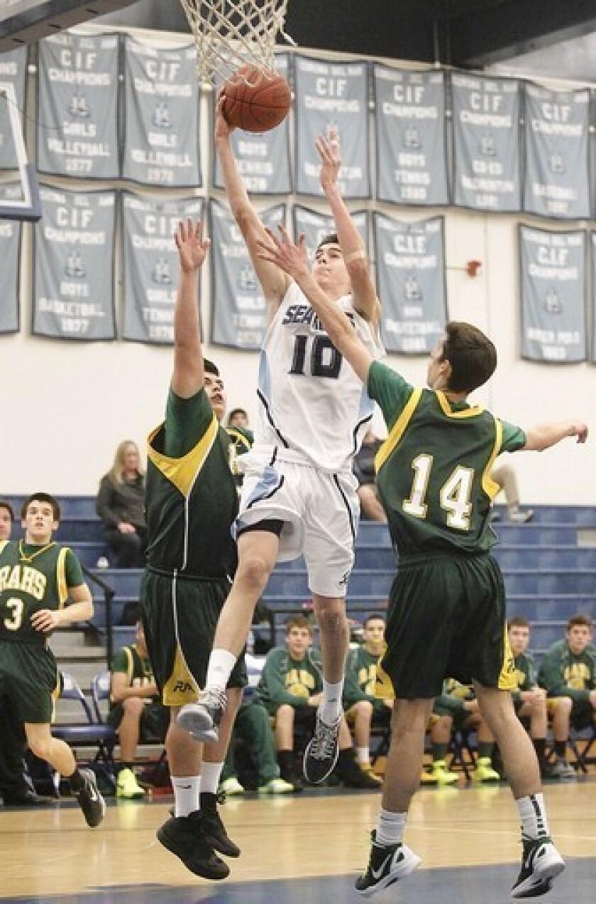 Boys' Basketball: Sea Kings win big