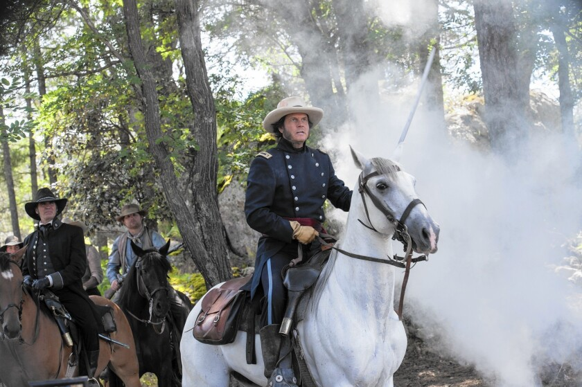 Review - 'Texas Rising'