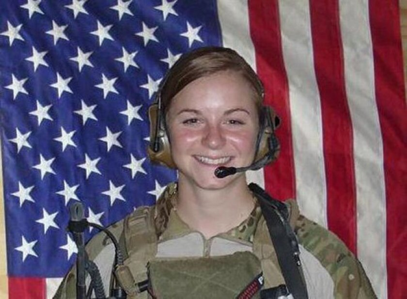 1st Lt. Ashley White-Stumpf