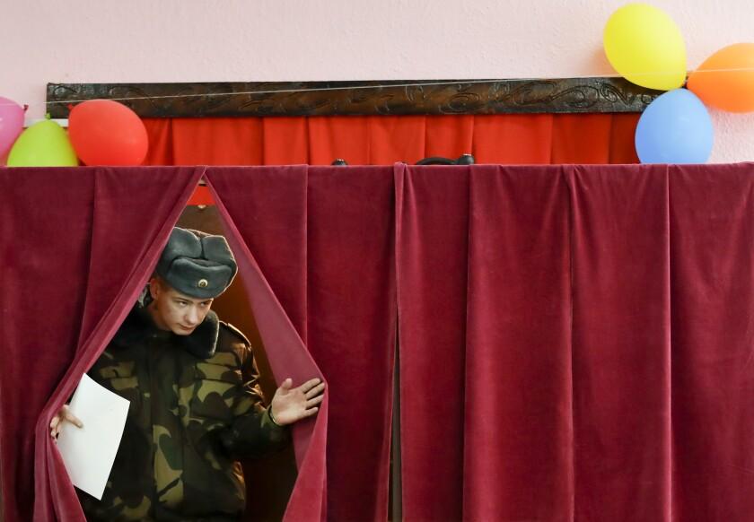 Belarus Election
