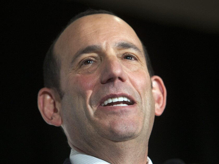 Major League Soccer Commissioner Don Garber has received a five-year contract extension.
