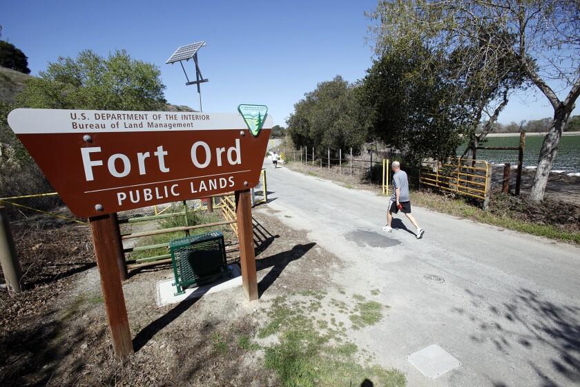 Fort Ord Public Lands