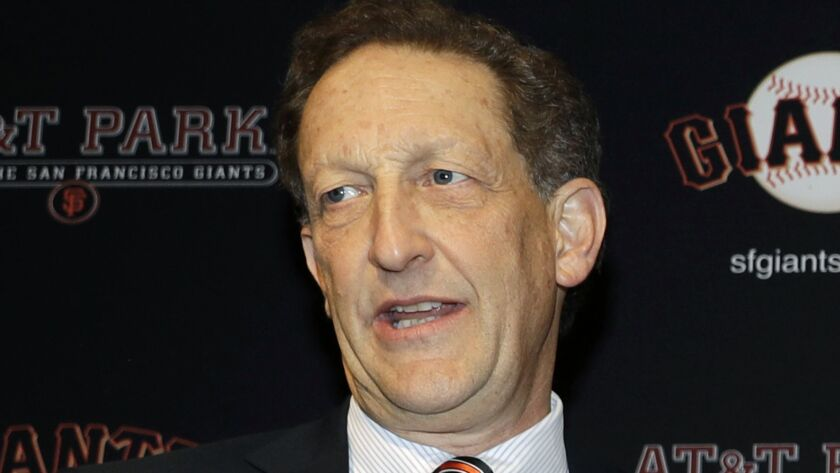 Giants president and CEO Larry Baer did not face any charges from his physical altercation with his wife.