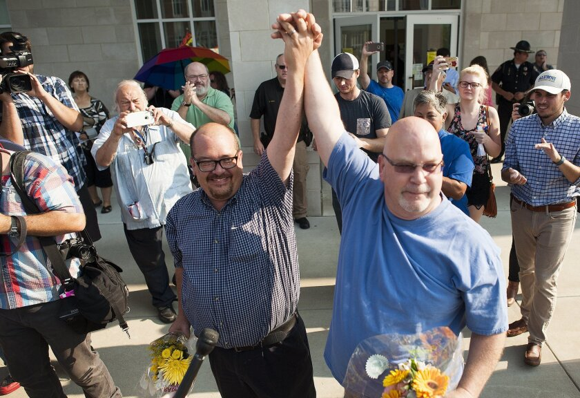 Kentucky same-sex marriage